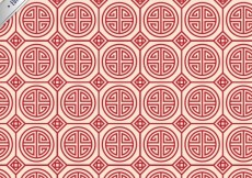 Free vector Traditional chinese pattern #11358