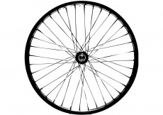 Free vector USA BMX Front Wheel Vector #8884