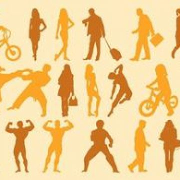 Free vector Vector People Graphics #5846