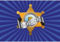 Free vector Vector Police Badge #8266