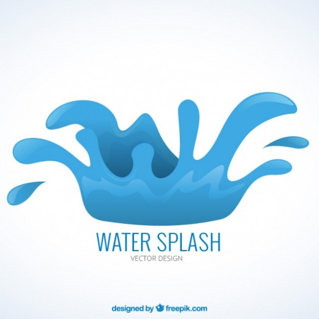 Free vector Water splash #4805
