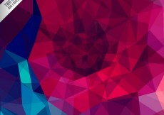Free vector Abstract geometric background #14038
