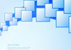 Free vector Abstract squares background #12537