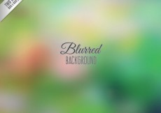 Free vector Blurred spring background #14046