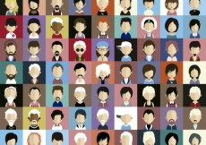 Free vector Characters icons #13880