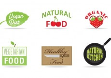 Free vector Diet and Product Vector Logos #19587