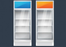 Free vector Display fridges #13278