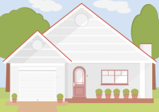 Free vector Free House Vector #14416