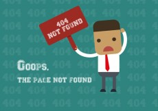 Free vector Free Page Not Found Vector #18754