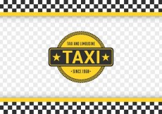 Free vector Free Taxi Checkerboard Vector Background #14115