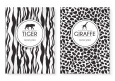 Free vector Free Wild Animal Prints Vector Cover #13053