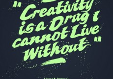 Free vector Inspirational quote in grunge style #14918