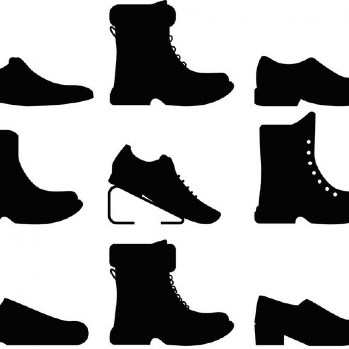 Free vector mens shoes vectors 14967 my graphic hunt