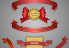 Free vector Quality ribbons #14116