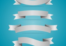 Free vector Ribbons collection #17565