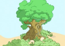 Free vector Tree illustration #12303