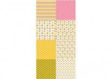 Free vector Colorful Sketchy Patterns #13547
