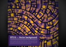 Free vector abstract geometric background #27387
