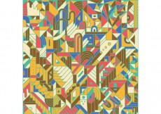 Free vector Abstract Pattern Background Vector #21400