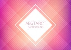 Free vector Abstract pink background with lines #25777