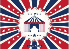 Free vector Circus Background #23115