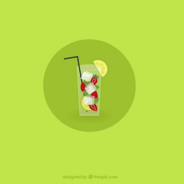 Free vector Cocktail icon #21842