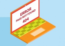 Free vector Error, page not found #20468