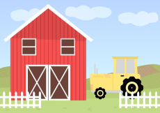 Free vector Free Countryside Vector #25034