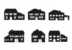 Free vector Free House Architecture Vector #25962