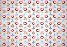 Free vector Free Nautica Pattern Vector #20365