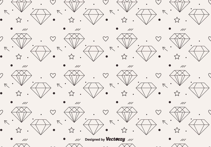 Free vector Free Vector Diamond Pattern #20379 | My Graphic Hunt