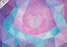 Free vector Geometric background in abstract style #20514