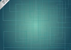 Free vector Geometric lines background #24472
