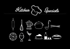 Free vector Kitchen Vector object #21175