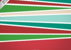 Free vector Merry christmas backgrond with paper layers #25211