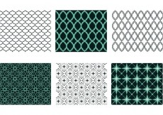 Free vector Morocco Seamless Pattern Vectors #23986
