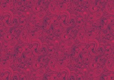 Free vector Pink swirls and diamons pattern #27397