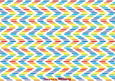 Free vector Rainbow Zig Zag Background #26426