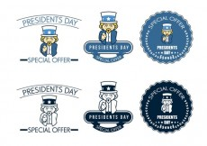 Free vector Special Offer for President's Day Vectors #21967