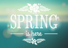 Free vector Spring is here #21996