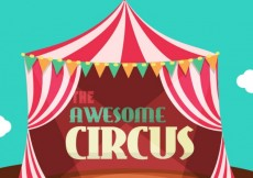 Free vector The awesome circus #21571