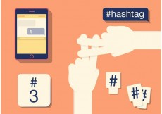 Free vector Various Forms of a Hashtag #23282