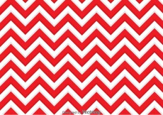 Free vector Red And White Zig Zag Background #26342