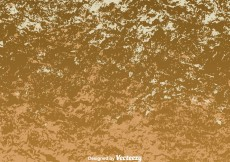 Free vector Abstract Cracked Paint On Brown Wall #29863