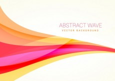 Free vector Background with abstract waves #30152