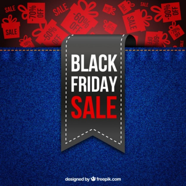 Free vector Black Friday Sale #33743