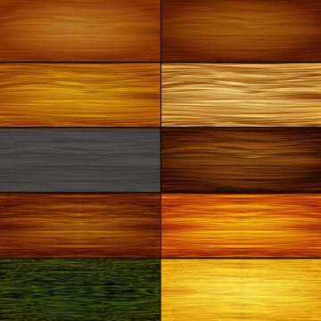 Free vector Collection of wood textures #30960