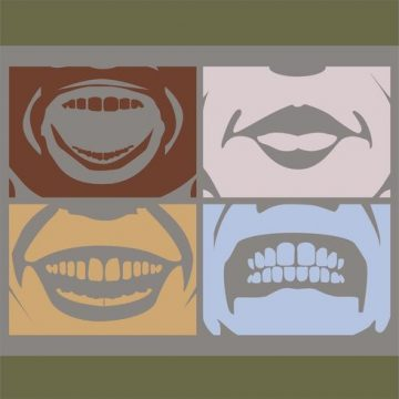 Free vector Face and Mouth Expressions #34590