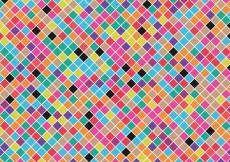 Free vector Free Colorful Squared Background Vector #29338