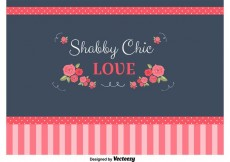 Free vector Free Shabby Chic Style Background #33091